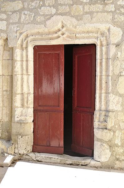 01082013 - Église Saint-Pantaléon Porte