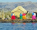 025 People Uros Islands of Reeds Lake Titicaca Peru 3076 (15158884946).jpg