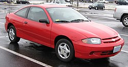 2003-2005 Chevrolet Cavalier coupe