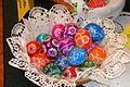 04 Easter eggs at a Cultural Miner's House in Sanok.JPG