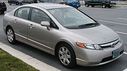 Eight Gen Civic