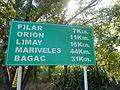 06215jfBalanga City Welcome Arch Bataan Provincial Expresswayfvf 25.JPG