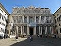 062 Palazzo Ducale, Piazza Giacomo Matteotti 9 (Gènova), façana oest.jpg