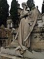 062 Tomba Alomar Estrany, àngel de Josep Llimona.jpg