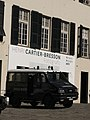 065 Furgoneta dels Carabinieri davant el Palau Ducal, Piazza Giacomo Matteotti (Gènova).jpg