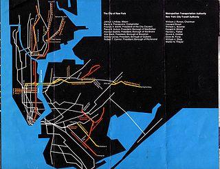 Program for Action New York City Subway expansion program