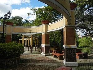 Bernardo Park - Thr southern side of Bernardo Park in Pinagkaisahan