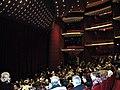 10. Bucuresti, Romania. Teatrul National Bucuresti. (Sala de spectacole).jpg