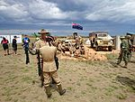 100 Years of ANZAC display at the 2015 Australian International Airshow 22.jpg