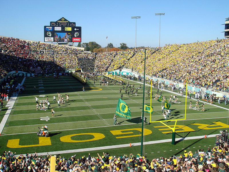 List of Oregon Ducks football seasons