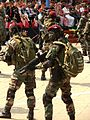10 Para Bde with M4A1 M203 during 56th NDP.JPG