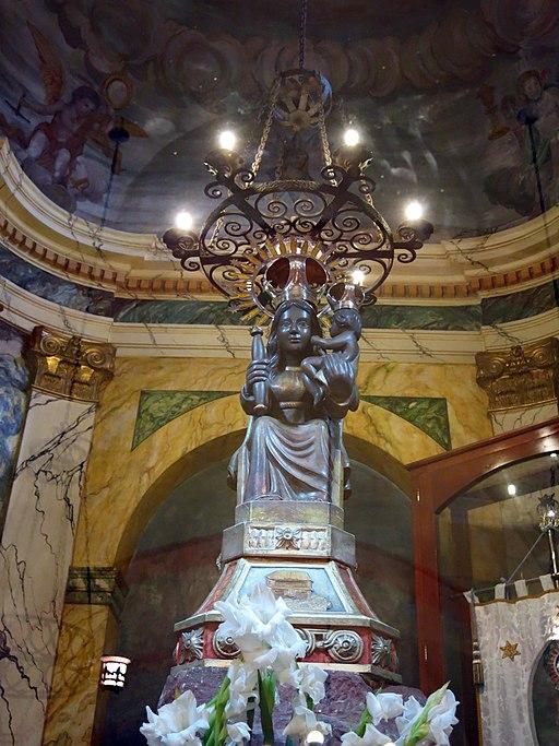 112 Santuari de la Mare de Déu de la Roca (Mont-roig del Camp), imatge