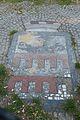 120916-Steglitz-Am Fichtenberg 10-11 Mosaikpflaster Gehweg.JPG