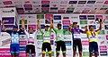 12 Etapa-Vuelta a Colombia 2018-Lideres Clasificaciones Vuelta a Colombia Final Etapa 12.jpg