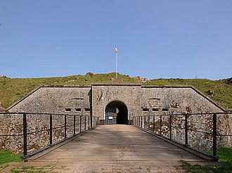 Remiremont - Image: 13 33 45 fort parmont