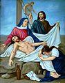13 Jezus z krzyza zdjety, kalwaria, Wambierzyce.jpg