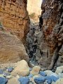 14 Wadi Ghuweir Trail to Feynan - Near the Siq - panoramio.jpg