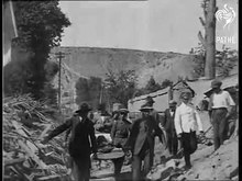 Archivo:1500 killed, 2000 injured in terrible earthquake (Vallenar, Chile, 1923).ogv
