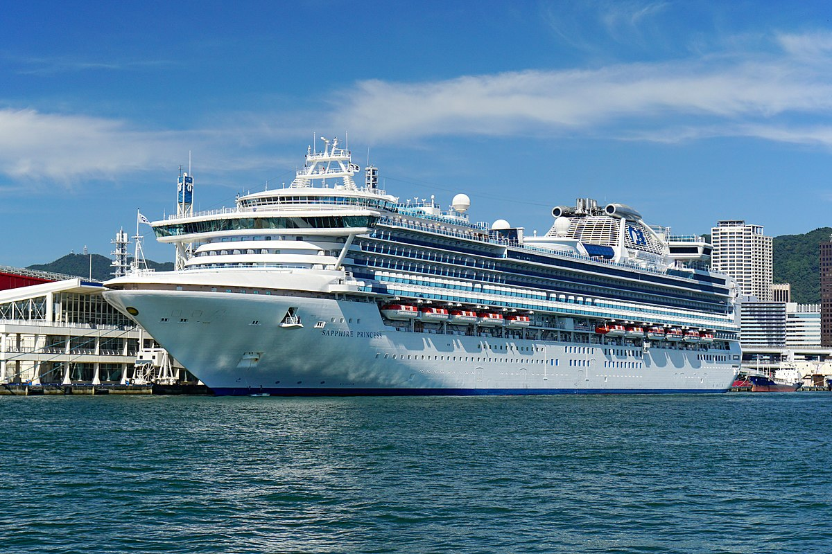 ogden british cruise pier docked princess photo columbia at point sapphire a canada ship victoria stock