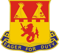 157th Field Artillery Regiment DUI.png