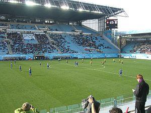 Arena Khimki - Image: 16.09.2012 ЦСКА АЛАНИЯ