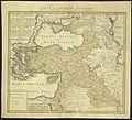 1771 map - Turcia Asiatica exhibens Natoliam Modernam, in suos Beglirbegatus divisam, itemque reliquos Beglirbegatus, sive Gubernationes et Praefecturas generales, in Regionibus Georgiae.jpg