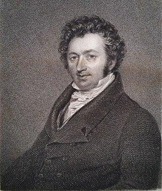 Robert Morrison (missionary) - Robert Morrison c. 1825, from A Parting Memorial