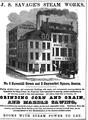 1851 Savage BostonDirectory.png