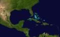 1856 Atlantic tropical storm 4 track.png