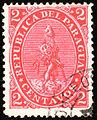 1881 Paraguay 2Centavos Mi12.jpg