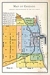 100px 1884 map of chicago showing extensions to city limits