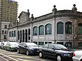189 Pescadería Municipal, antic mercat del peix, c. Cabrales 2 (Gijón), angle nord-est.jpg