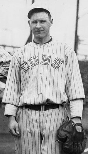 Bob O'Farrell - Image: 1918 Bob O'Farrell