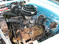 1953 Ford engine (14154603528).jpg