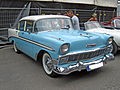 1956 Chevrolet Bel Air 4 Door Sedan Front.jpg
