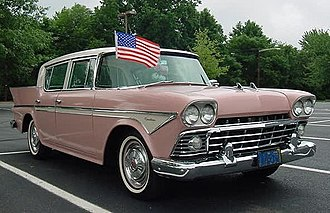 American Motors Corporation - 1958 Rambler Custom 4-Door Sedan