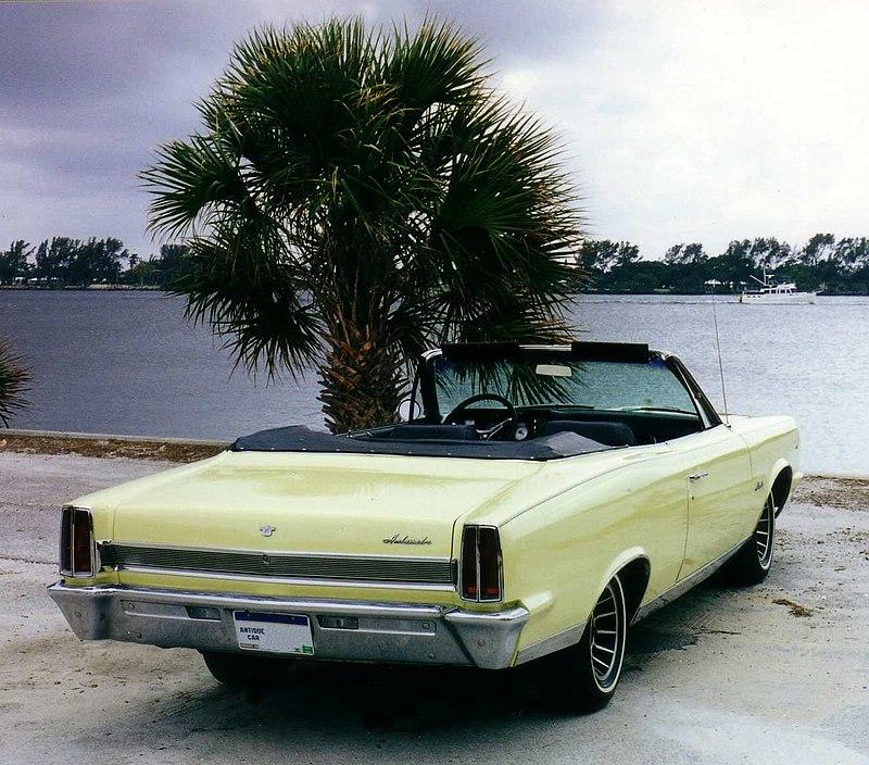 1967 Ambassador DPL conv top-down-winter-FL palm.jpg