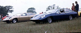 Marcos (automobile) - Wikipedia, the free encyclopedia