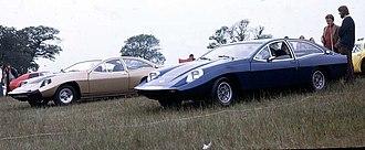 Marcos Mantis - Marcos Mantis (1968 Model)