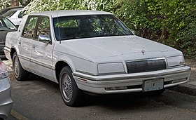 1992 or 1993 Chrysler New Yorker Salon.jpg