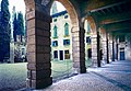1993-1994-Giardino Giusti (Verona)-testo e photo Paolo Villa-nA04 (light and perspective corrections) -tesi Accademia Belle Arti Bologna-cortile e portico di Palazzo Giusti-Kodak EKTACHROME ELITE 200 5056.jpg