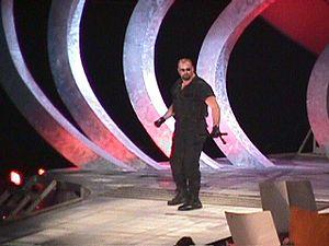 Big Boss Man (wrestler) - Big Boss Man on SmackDown! in 1999.