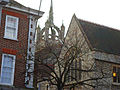 1 Grade II Listed Trinity Church Sutton Surrey London.JPG