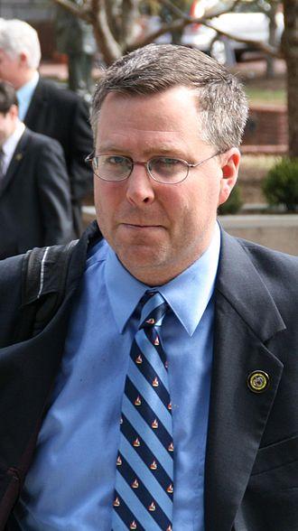 Western Maryland Delegation - Image: 1nparrott