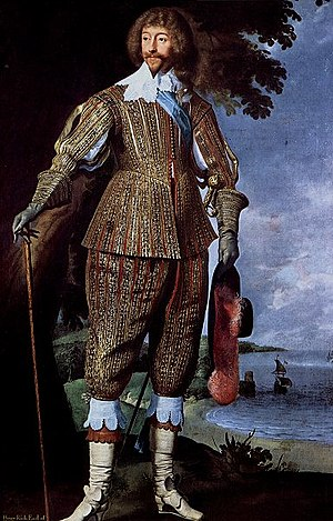 Earl of Holland - Henry Rich, 1st Earl of Holland.