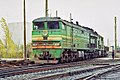 2ТЭ10В-4297, Russia, Volgograd region, Petrov Val depot (Trainpix 177639).jpg