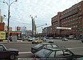 2003年前面高塔楼是-喀山火车站Казанский вокзал (Kazanskiy Station) - panoramio.jpg