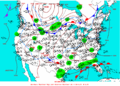 2003-03-01 Surface Weather Map NOAA.png