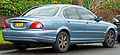 2004-2006 Jaguar X-Type (X400) SE sedan (2011-06-15) 02.jpg