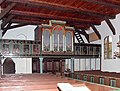 20040701090DR Mönchow (Usedom) Dorfkirche Orgel.jpg